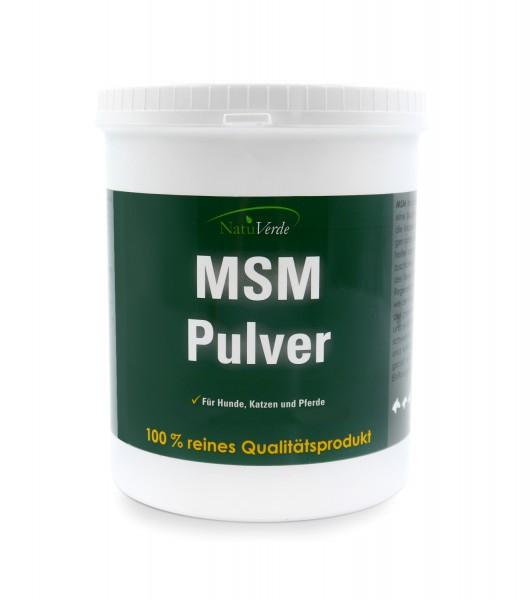 MSM Pulver 500g