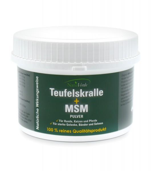 Teufelskralle plus MSM 250g
