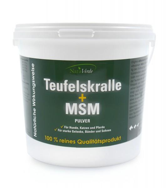Teufelskralle plus MSM 1000g