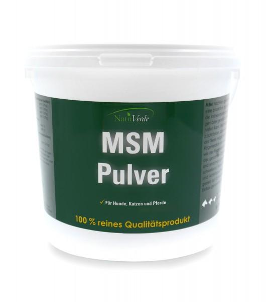 MSM Pulver 1000g