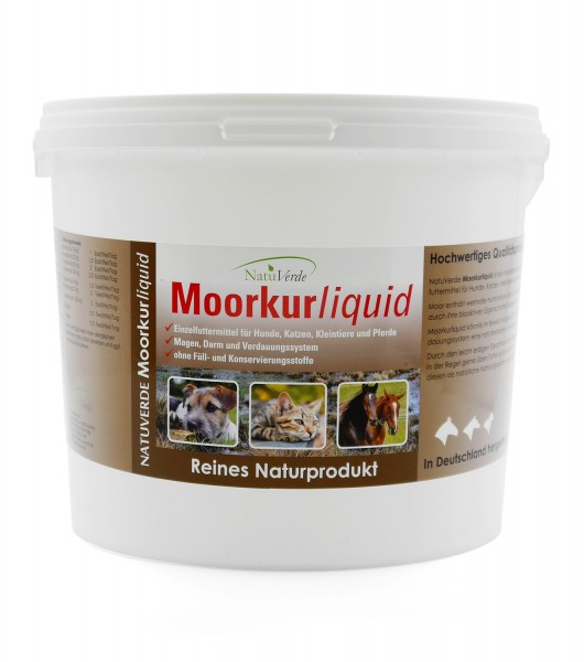 Moorkur liquid 5 kg